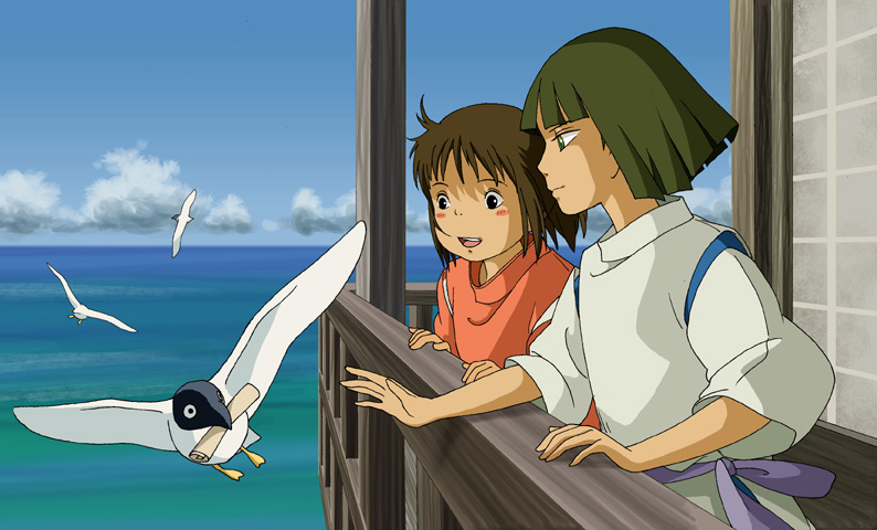 Re Spirited Away Is A Terrible Movie Boku No Bible Toads Of The Rebellion